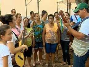 Encerramento da Folia de Reis espera reunir cerca de 2 mil pessoas em Agissê - Festa é tradicional no distrito de Rancharia.