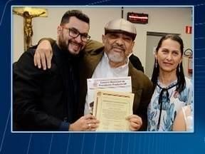 Ex-vereador Sérgio Jorge é sepultado em Presidente Prudente - Professor e também radialista morreu com problemas decorrentes da diabetes.