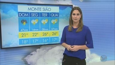 Confira a previsão do tempo para este domingo (7) no Sul de Minas - Confira a previsão do tempo para este domingo (7) no Sul de Minas