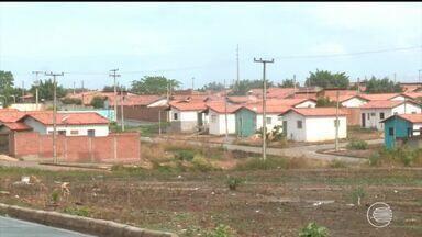 Jacinta Andrade tem 70% dos moradores com débitos no pagamento das casas - Jacinta Andrade tem 70% dos moradores com débitos no pagamento das casas