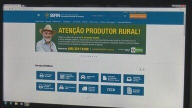 Produtores rurais agora só podem emitir nota fiscal eletrônica - Daniela Vilar.
