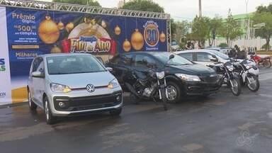 Seis sortudos levam carros e motos depois de sorteio em Cacoal - Karen Dencker.