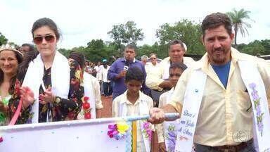 Famílias revivem tradições durante a folia de Santos Reis no Tocantins - Famílias revivem tradições durante a folia de Santos Reis no Tocantins