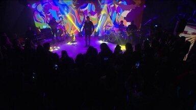 Luan Santana canta Check-in - Luan Santana canta Check-in