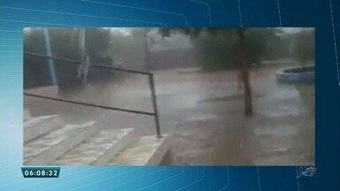 Fim de semana com chuvas em algumas localidades do Ceará - Saiba mais em g1.com.br/ce