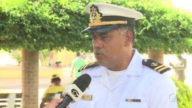 Marinha reforça fiscalizações em embarcações para festa de Bom Jesus dos Navegantes - Festejos iniciam na sexta-feira (12).