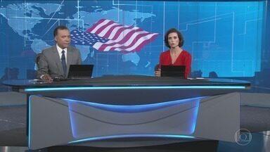 Jornal Nacional - Íntegra 10 Janeiro 2018 - As principais notícias do Brasil e do mundo, com apresentação de William Bonner e Renata Vasconcellos.