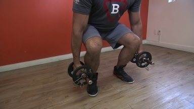 Corpo em movimento: aprenda exercícios para os membros inferiores - É importante fortalecer os membros inferiores. Veja três exercícios.