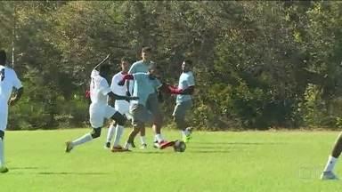 Fluminense vence jogo-treino na Flórida antes de enfrentar o Barcelona-EQU - Fluminense vence jogo-treino na Flórida antes de enfrentar o Barcelona-EQU