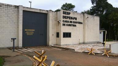 Três presos morrem em casa de custódia de Curitiba - Causa das mortes pode ter sido a disputa entre os detentos.