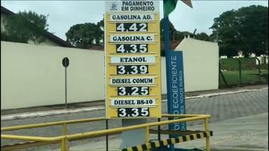 Castro tem o etanol mais caro do Paraná - O litro do combustível na cidade chega até R$ 3,39, segundo levantamento da Agência Nacional do Petróleo.