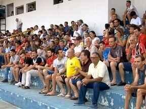 João Paulo Tilio traz as novidades do esporte na região de Presidente Prudente - Em Osvaldo Cruz, o destaque é a Copa São Paulo de Futebol Júnior.