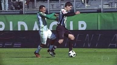Atlético-MG perde a segunda partida seguida e dá adeus ao Torneio da Flórida - Atlético-MG perde a segunda partida seguida e dá adeus ao Torneio da Flórida