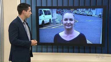 Mulher em Ponta Grossa é presa em flagrante por injúria racial - Aconteceu neste domingo (15/01/2018).