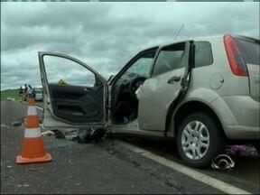 Duas pessoas morrem em acidente na BR 285 em Passo Fundo, RS - Turista argentina está entre as vítimas