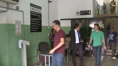 Foragidos da Operação Têmis se entregam à Justiça em Ribeirão Preto - Advogado e presidente de associação estão entre os sete presos da força-tarefa.