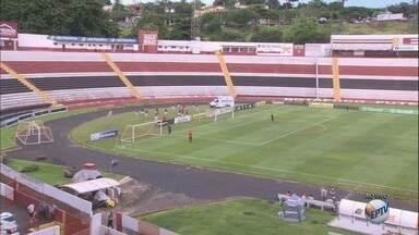 Em Ribeirão Preto, São Paulo enfrenta o Cruzeiro pela Copinha - Estádio Santa Cruz foi escolhido como local da partida.