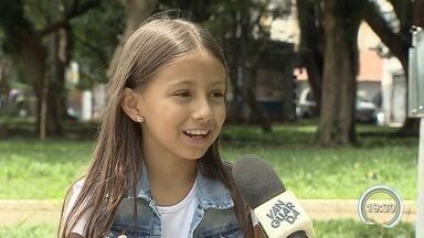 Região tem mais um talento que conquistou os jurados do The Voice - Conheça Yasmin Giacomini.