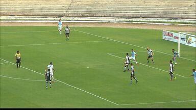 JPB2JP: Gols da segunda rodada do Campeonato Paraibano - O Botafogo empatou com o CSP.