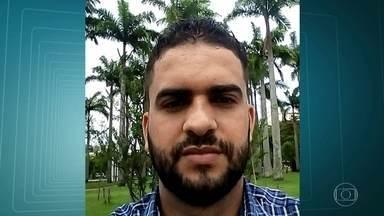 Homem é baleado na cabeça ao entrar por engano em favela, em Guadalupe - Cristiano Farias estava indo buscar o filho em casa de parentes. Ele errou o caminho e foi atacado por bandidos na favela Gogó da Ema.