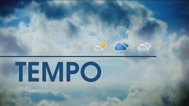 Veja a previsão do tempo para esta terça-feira (16) - Dados são do Sipam.