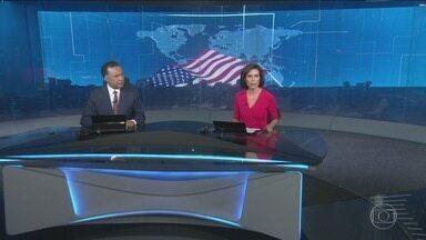 Jornal Nacional - Íntegra 15 Janeiro 2018 - As principais notícias do Brasil e do mundo, com apresentação de William Bonner e Renata Vasconcellos.