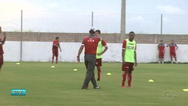 CRB estreia nesta terça-feira na Copa Nordeste - Jogo será contra o Treze, na Paraíba.