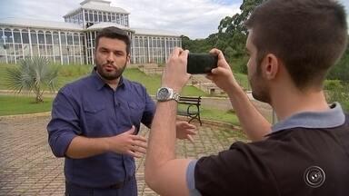 TV TEM quer ouvir o que você espera para o futuro - A Globo quer ouvir o desejo dos brasileiros de todas as cidades do país e vai exibir as mensagens nos telejornais da emissora.
