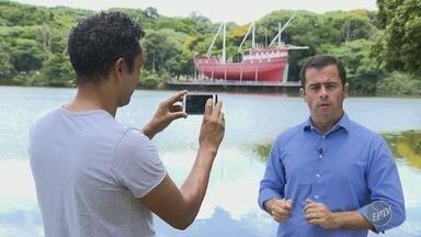 Que Brasil você quer para o futuro? Saiba como enviar o seu vídeo - Mande sua mensagem em 15 segundos e ela pode ser gravada com o seu celular na posição horizontal.