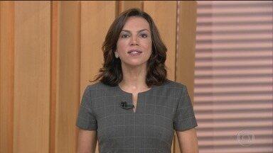 Bom Dia Brasil - Íntegra 17 Janeiro 2018 - O telejornal, com apresentação de Chico Pinheiro e Ana Paula Araújo, exibe as primeiras notícias do dia no Brasil e no mundo e repercute os fatos mais relevantes.