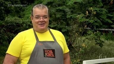 Ilmar deixa o 'Fecha a Conta' - Depois de um empate com Lucas, jurados decidem eliminar o chef mineiro