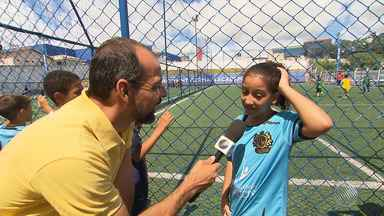 Time de Neymar e Dani Alves: Paris Saint-German abre escolinha em Salvador - É a primeira vez que o clube abre uma escolinha fora do eixo Rio-São Paulo.
