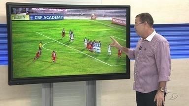 Copa do Nordeste inicia com bons resultados - O repórter Madson Delano faz um resumo sobre o início da Copa Nordeste.