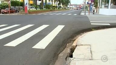 Prefeitura solicita aditivo de mais de R$ 8 milhões para conserto de corredores de ônibus - A prefeitura de São José do Rio Preto (SP) solicitou um aditivo de mais de R$ 8 milhões para o consertar o desnível da calçada e asfalto dos corredores de ônibus.
