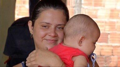 Bebê em Maracaju enfrenta desafio de se curar da epilepsia aos 4 meses - Família pede ajuda para o tratamento da criança.