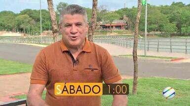 Confira o que vai rolar no É Bem Mato Grosso de sábado - Confira o que vai rolar no É Bem Mato Grosso de sábado