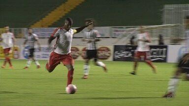 Boa Esporte segura empate em 0 a 0 com o Atlético-MG no Melão - Boa Esporte segura empate em 0 a 0 com o Atlético-MG no Melão