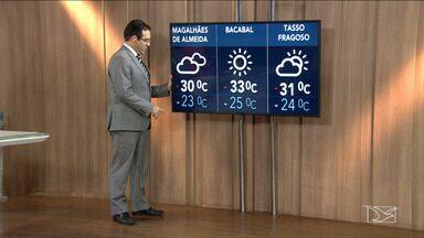 Veja a previsão do tempo nesta sexta-feira (19) no Maranhão - Confira como deve ficar o tempo e a temperatura em São Luís e no Maranhão.