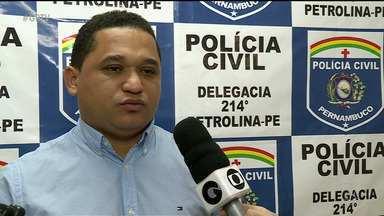 Identificados os autores do triplo homicídio ocorrido em Petrolina, no Sertão de PE - Foram assassinados a tiros na terça-feira (16) a mãe, o filho e o neto.