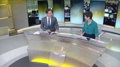 Jornal Hoje - Íntegra 19 Janeiro 2018 - Os destaques do dia no Brasil e no mundo, com apresentação de Sandra Annenberg e Dony De Nuccio