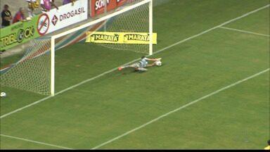Veja como foi a vitória do Botafogo-PB sobre o Bahia pela Copa do Nordeste - Belo venceu o Tricolor baiano, na Fonte Nova, por 1 a 0.