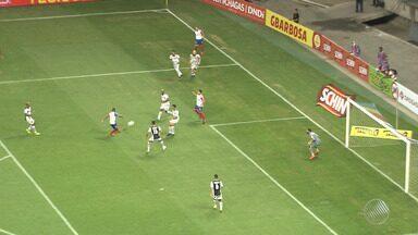 Bahia perde para o Botafogo-PB em jogo de estreia da Copa do Nordeste 2018 - Comentarista Gustavo Castellucci analisou o desempenho do time baiano na partida, que aconteceu na Arena Fonte Nova na noite de quinta-feira (18).