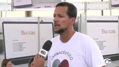 Conselho Regional de Farmácia promove ação em Arapiraca - Objetivo é alertar a população para o risco da automedicação.