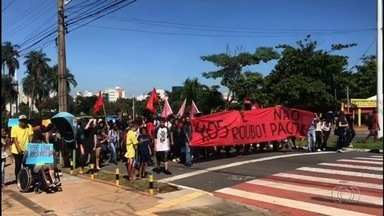 Reunião de Câmara do Transporte é adiada, em Goiânia - Nova data de votação para decidir sobre aumento da tarifa de ônibus será segunda-feira (22), em Goiânia.