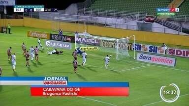 Caravana do Globo Esporte foi Bragança Paulista - Veja como foi.
