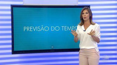 Previsão do tempo: litoral baiano deve ter fim de semana de sol e calor - Confira a previsão do tempo para Salvador, Barra Grande e Vitória da Conquista.