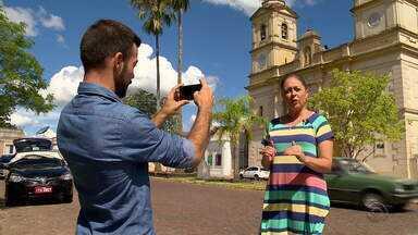 Gravando um vídeo, diga que Brasil você quer para o futuro - Assista ao vídeo e saiba como participar.