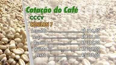 Confira a cotação do café no Espírito Santo para esta semana - Confira a cotação do café no Espírito Santo para esta semana.