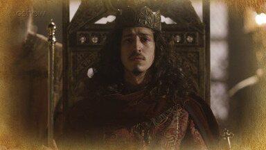 Resumo de 25/01: Rodolfo é coroado Rei de Montemor - Confira o que vem por aí em Deus Salve o Rei nesta quinta-feira