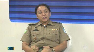 Polícia Militar orienta foliões para otimizar segurança durante o Carnaval - Polícia Militar orienta foliões para otimizar segurança durante o Carnaval
